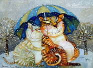 Snowfall Together - Galina Kim