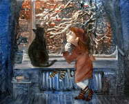 The First Snow - Nadezhda Iliena