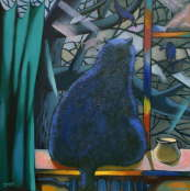 Crows Outside - Oksana Demchenko