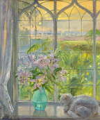 Dawn Lilies - Timothy Easton